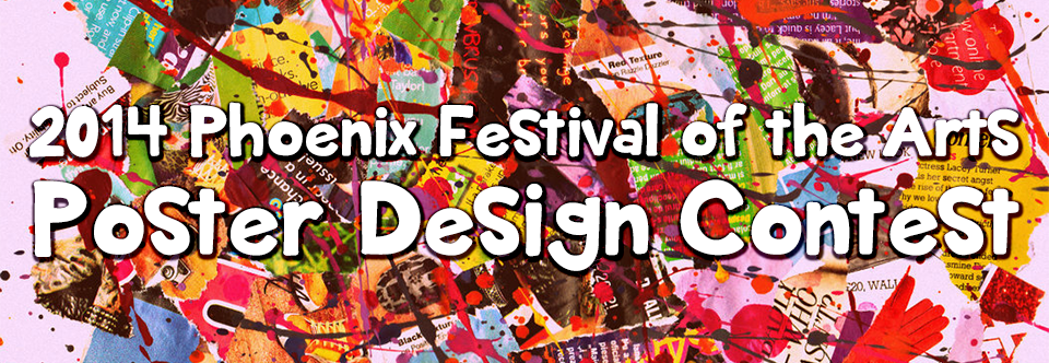 Phoenix Festival of the Arts Poster Design Contest