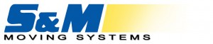 S&M Moving Systems logo